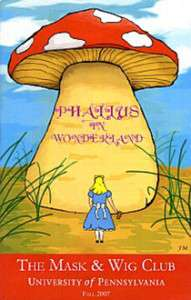 2007 Phallus In Wonderland Poster