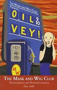 2008 Oil Vey! Poster