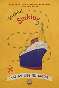 2014 Wishful Sinking Poster