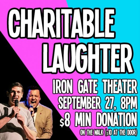 Charitable Laughter 2014 was a great success