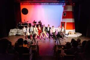 The 2014 Fall Show, An Eye for an Island, was a great success