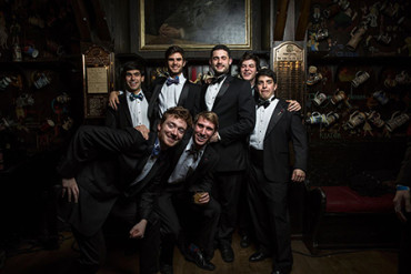 Wiggers have fun and give back at Charity Ball 2015