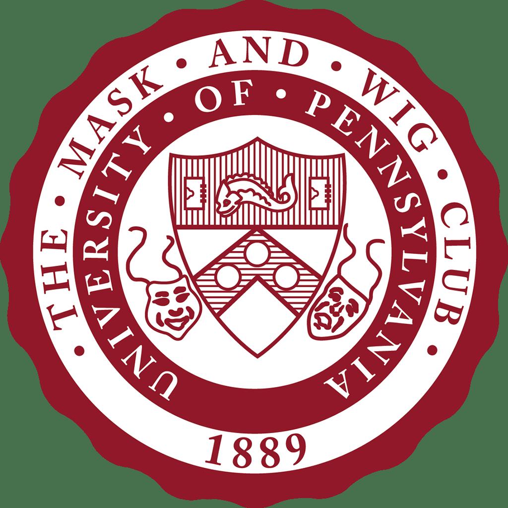 Mask and Wig Logo