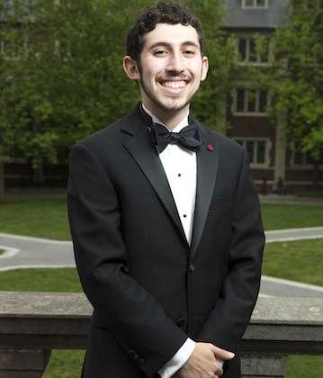 Ethan Fein, C'18