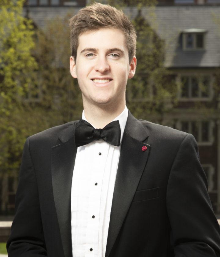 Nick Buckenham, W'19
