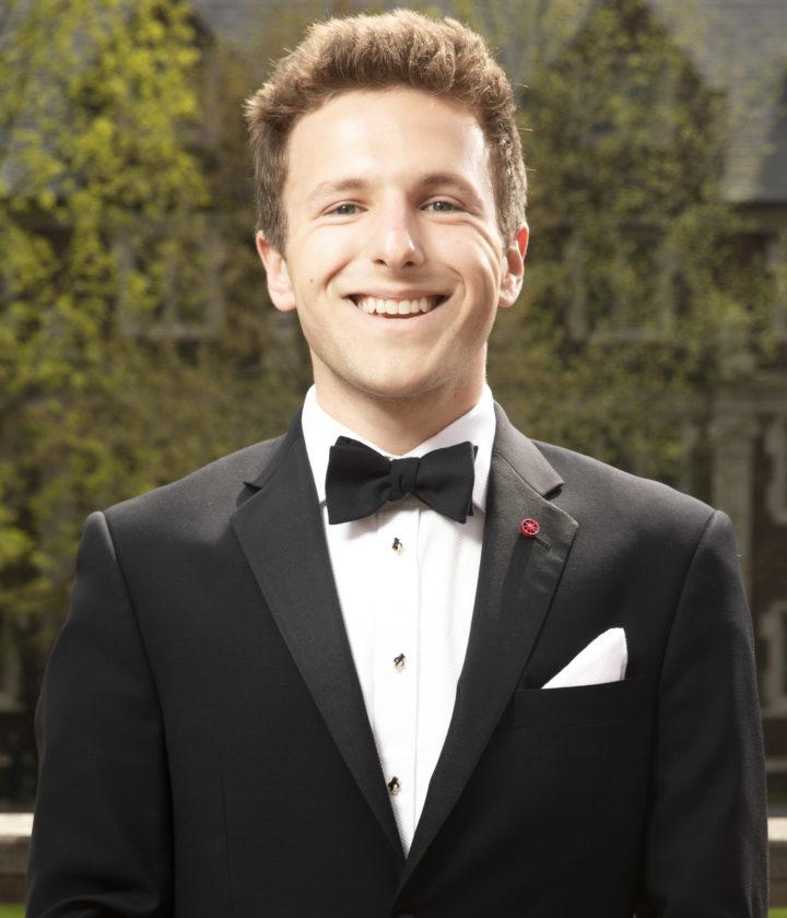 Cameron Hellerman, C'19