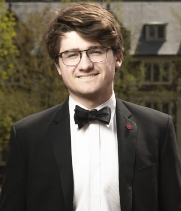 Charles Hussey, E'19