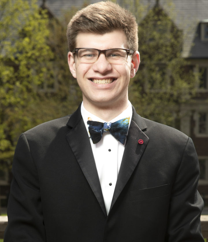Kevin Myers, C'19