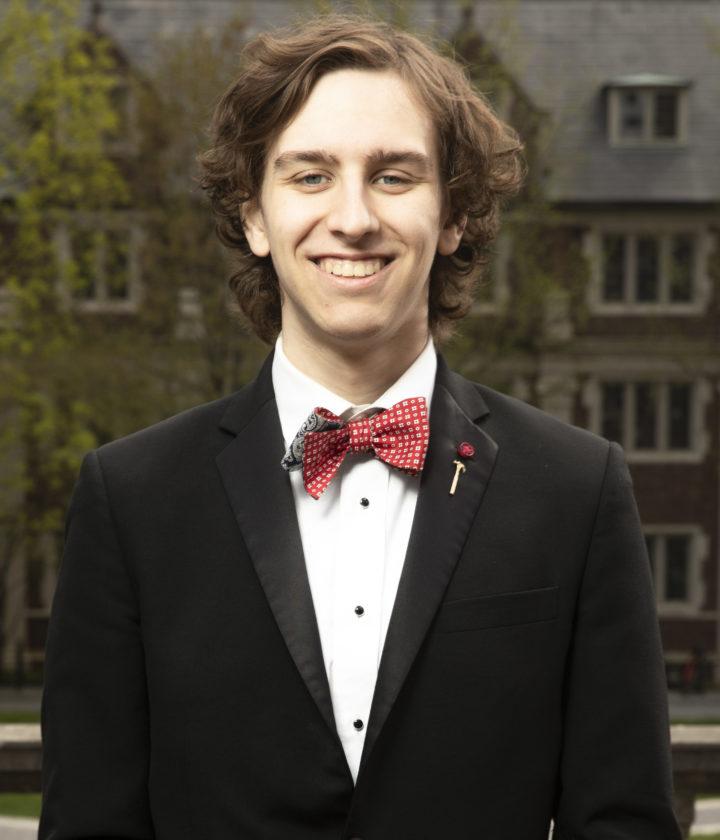 Nick Seymour, C'19