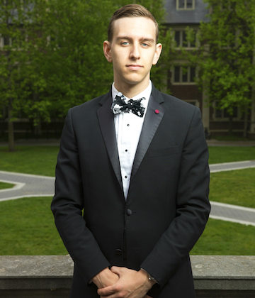 Nick Seymour, C'19