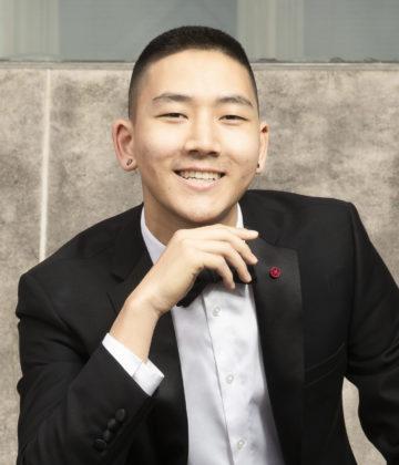 David Zhao, C'19
