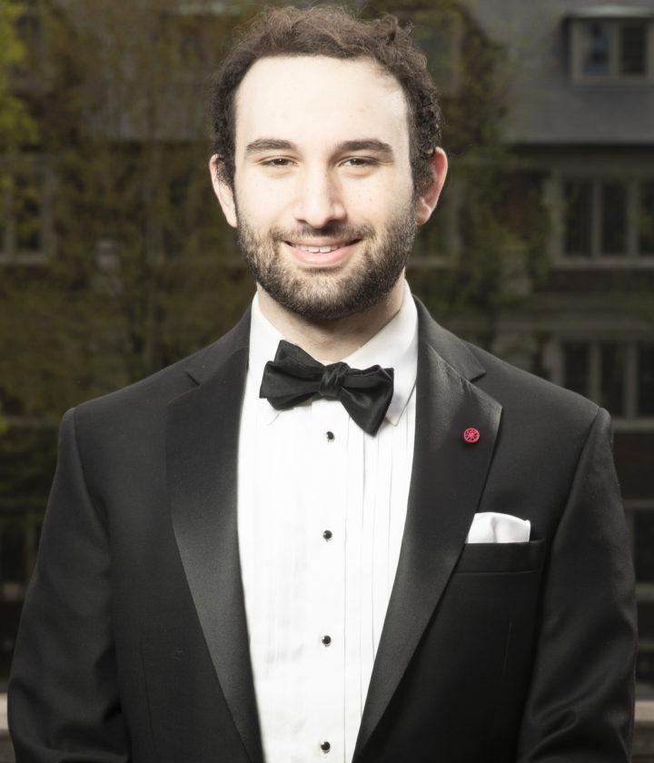 Aaron Diamond-Reivich, E/W'20