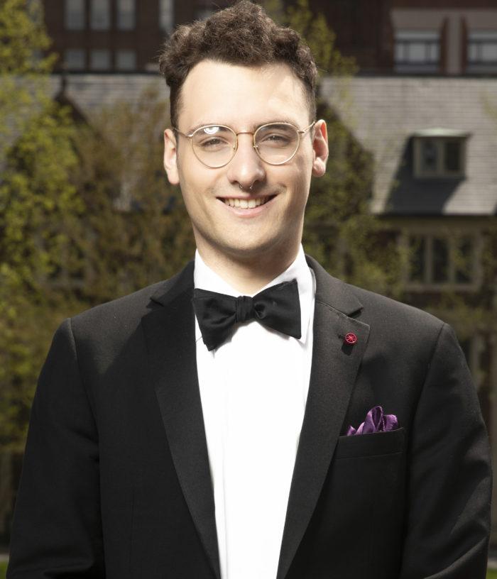 Nick Akst, C'19