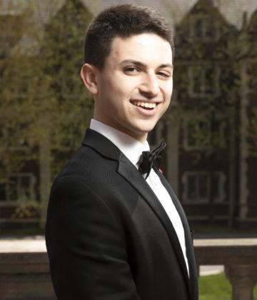 Ryan DelGaudio C'20