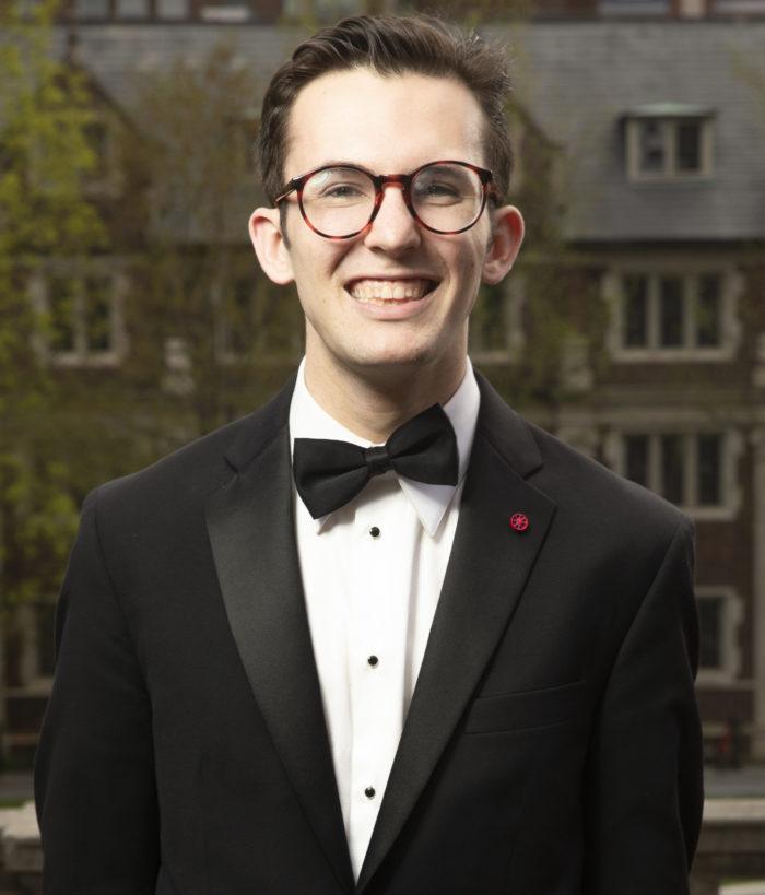 Shane Goldstein, W'20