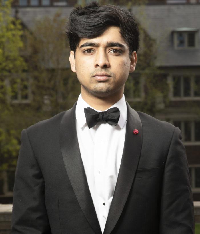 Malhar Singh, C'20