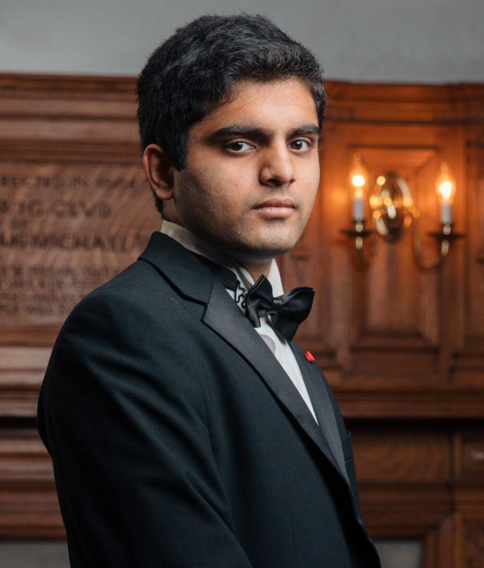 Rahul Maganti, E/W'21