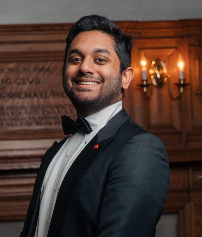 Sarfraz Ahmed, W'21